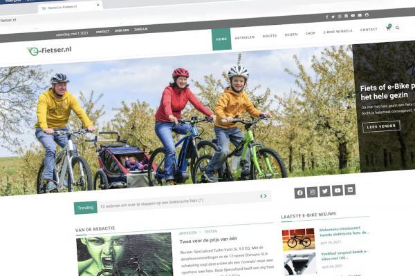 Freebike omarmt e-bike platform e-Fietser.nl