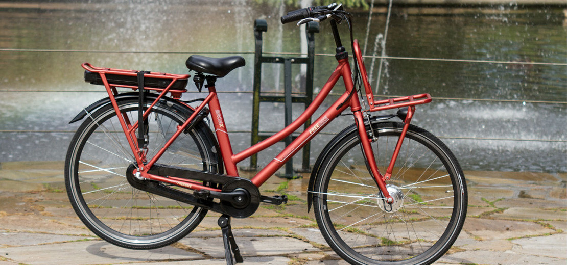 E-bike van Freebike