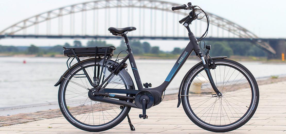 Elektrische fiets met veel voordelen van Freebike